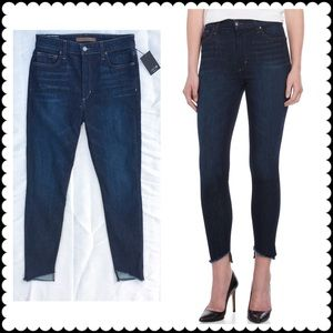 JOES JEANS Taylor High Rise Skinny Ankle Sz 27